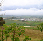 Cartago Panorami view