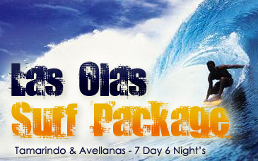 Las Olas Surf Package | Hotel Out of Bounds
